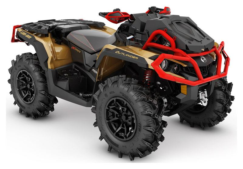 2019 Can-Am Outlander X mr 1000R in Oklahoma City, Oklahoma - Photo 1