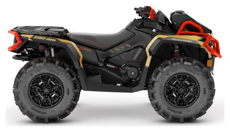 2019 Can-Am Outlander X mr 1000R in Enfield, Connecticut - Photo 2