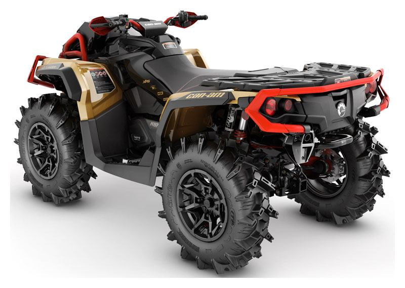 2019 Can-Am Outlander X mr 1000R in Oklahoma City, Oklahoma - Photo 3
