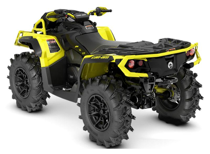 2019 Can-Am Outlander X mr 1000R in Oklahoma City, Oklahoma - Photo 2