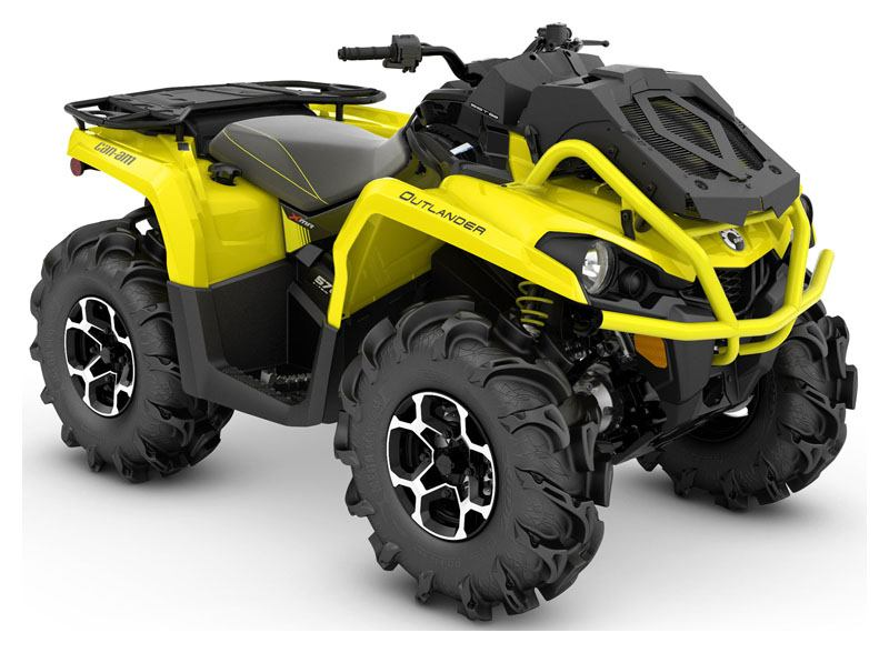 2019 Can-Am Outlander X mr 570 in Wilmington, Illinois