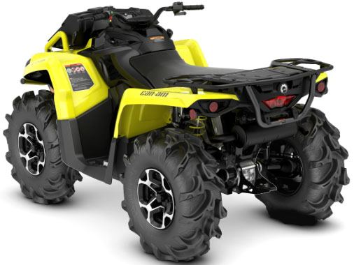 2019 Can-Am Outlander X mr 570 in Hollister, California - Photo 2