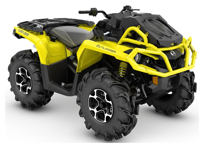 2019 Can-Am Outlander X mr 650 in Cartersville, Georgia - Photo 1