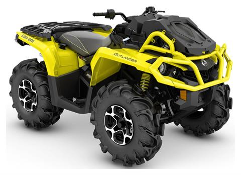 2019 Can-Am Outlander X mr 650 in Augusta, Maine