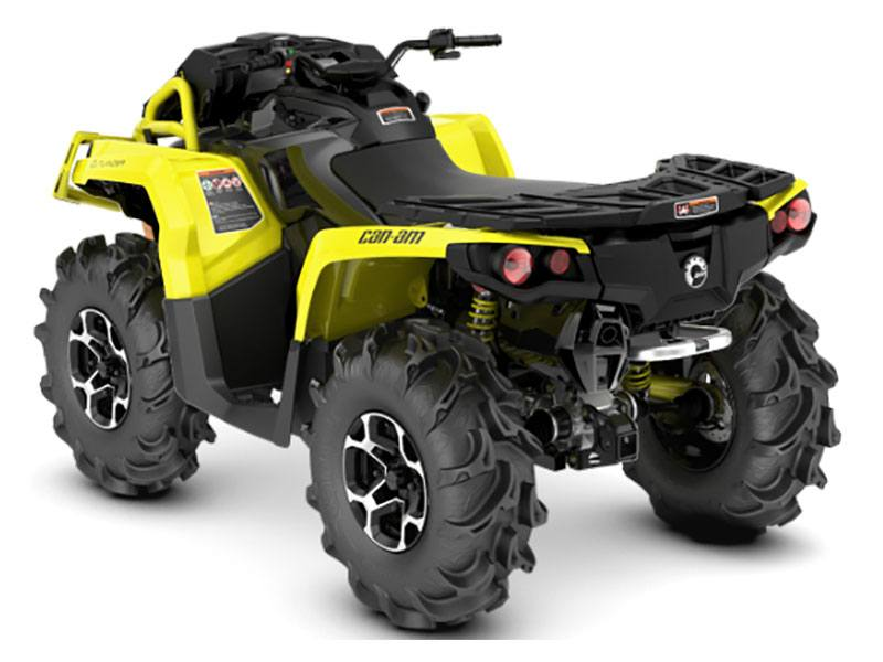 2019 Can-Am Outlander X mr 650 in Land O Lakes, Wisconsin