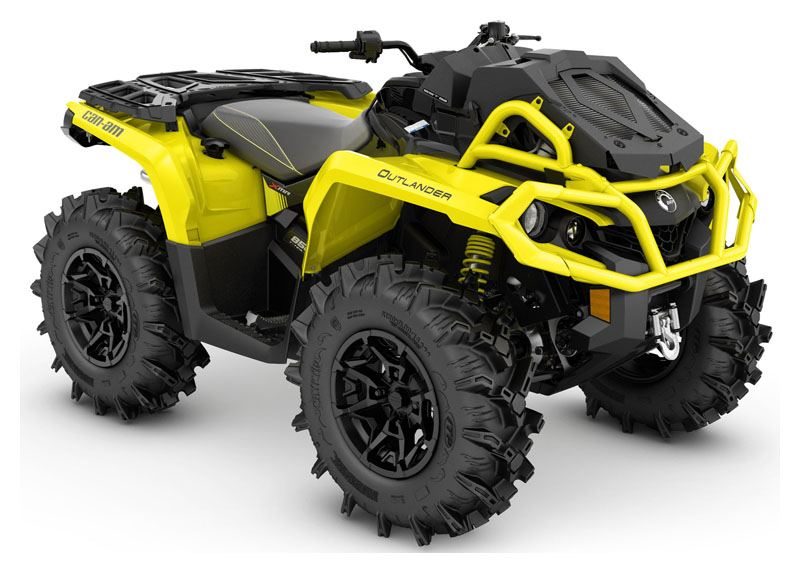 2019 Can-Am Outlander X mr 850 in Garden City, Kansas - Photo 1