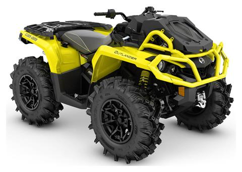 2019 Can-Am Outlander X mr 850 in Derby, Vermont