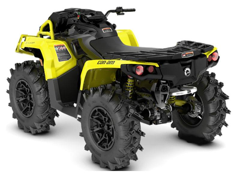 2019 Can-Am Outlander X mr 850 in Oak Creek, Wisconsin - Photo 2