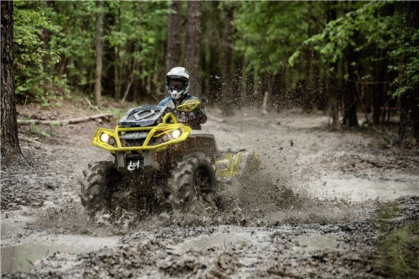 2019 Can-Am Outlander X mr 850 in Augusta, Maine
