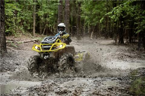 2019 Can-Am Outlander X mr 850 in Castaic, California