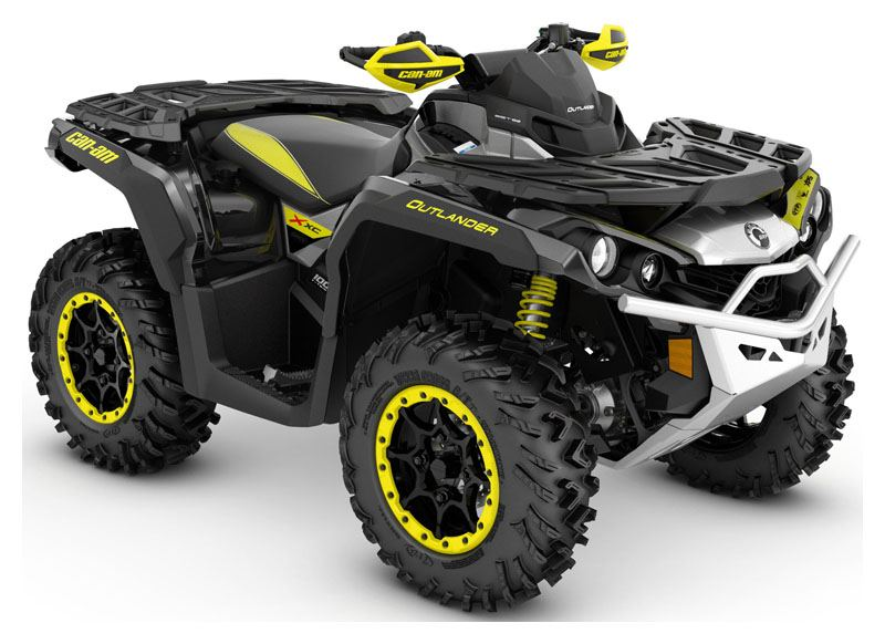 2019 Can-Am Outlander X XC 1000R in Clinton Township, Michigan