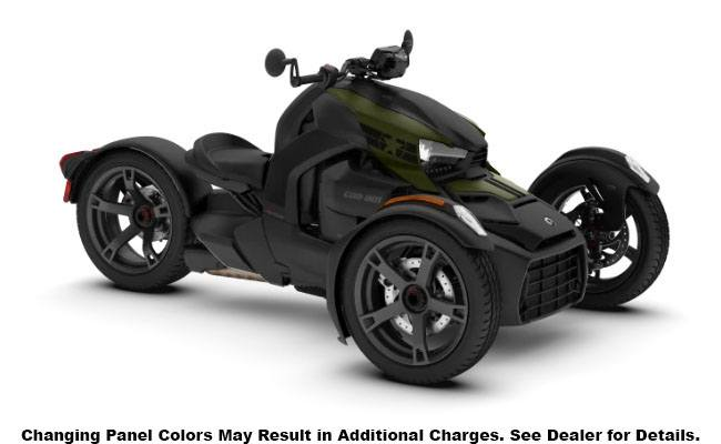 2019 Can-Am Ryker 600 ACE in Wilmington, Illinois - Photo 8