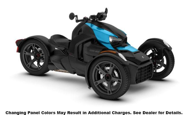 2019 Can-Am Ryker 600 ACE in Portland, Oregon