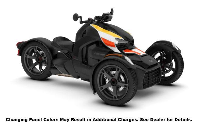 2019 Can-Am Ryker 600 ACE in Grimes, Iowa