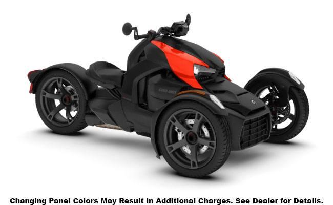 2019 Can-Am Ryker 600 ACE in Santa Maria, California - Photo 20