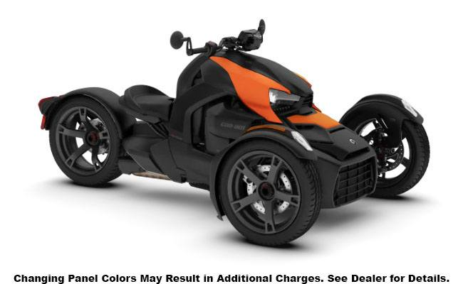 2019 Can-Am Ryker 600 ACE in Massapequa, New York