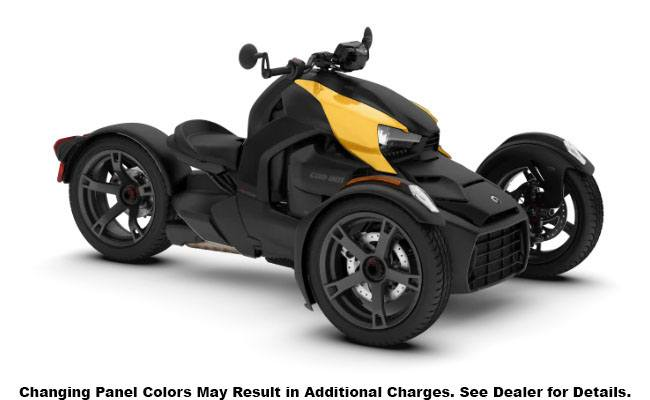2019 Can-Am Ryker 600 ACE in Derby, Vermont