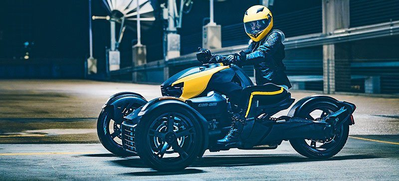 2019 Can-Am™ Ryker 900 ACE 7