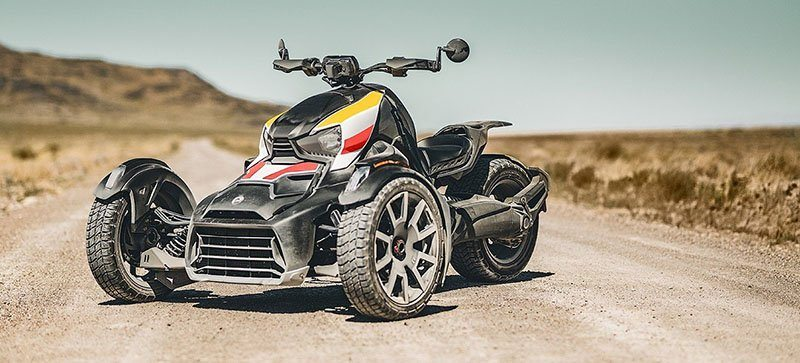 2019 Can-Am Ryker Rally Edition in Las Vegas, Nevada - Photo 3