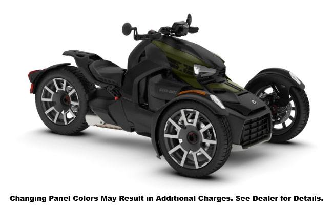 2019 Can-Am Ryker Rally Edition in Eugene, Oregon - Photo 9