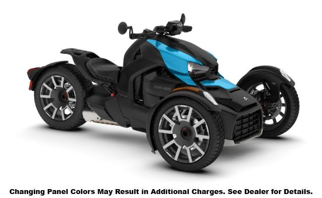 2019 Can-Am Ryker Rally Edition in Amarillo, Texas - Photo 15