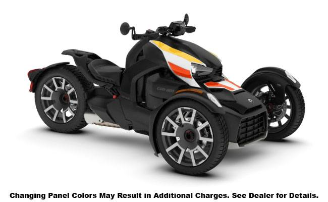 2019 Can-Am Ryker Rally Edition in Mineola, New York