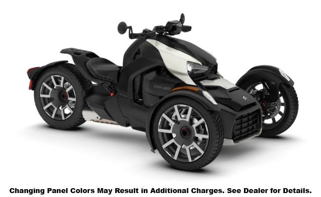 2019 Can-Am Ryker Rally Edition in Wilmington, Illinois