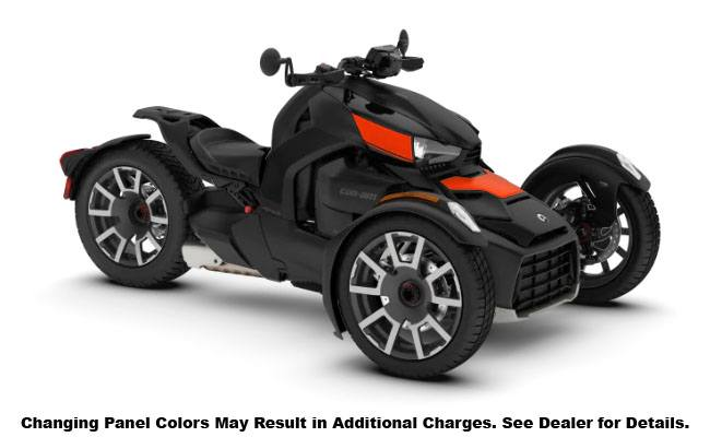 2019 Can-Am Ryker Rally Edition in Claysville, Pennsylvania