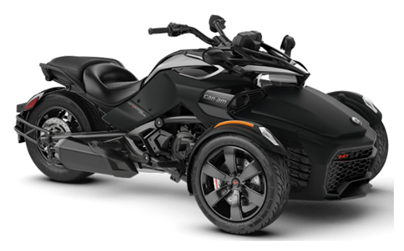 2019 Can-Am Spyder F3-S SE6 in Clinton Township, Michigan