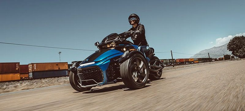 2019 Can-Am Spyder F3-S SE6 in Lancaster, New Hampshire