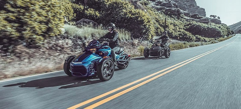 2019 Can-Am Spyder F3-S SE6 in Castaic, California