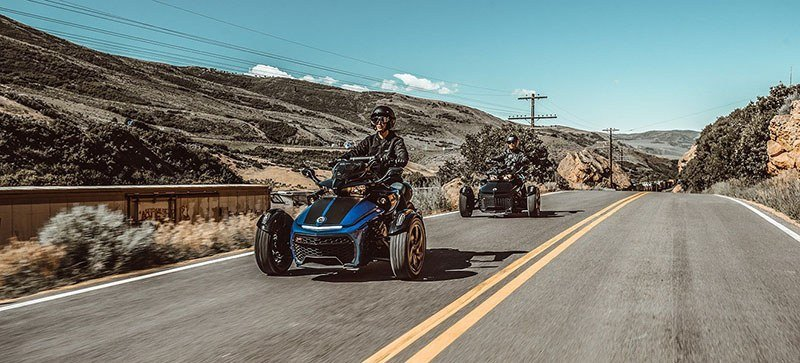 2019 Can-Am Spyder F3-S SE6 in Las Vegas, Nevada