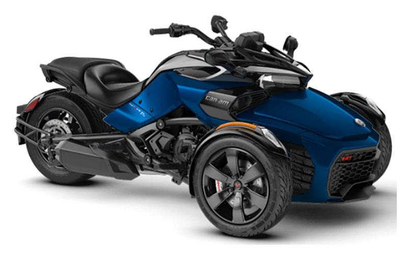 2019 Can-Am Spyder F3-S SM6 in Baldwin, Michigan