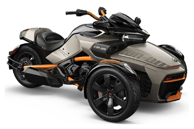 2019 Can-Am Spyder F3-S Special Series in Jones, Oklahoma