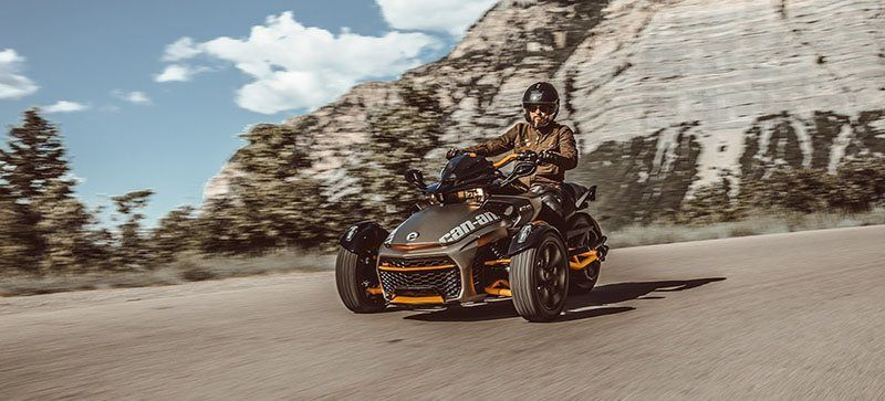 2019 Can-Am Spyder F3-S Special Series in Portland, Oregon