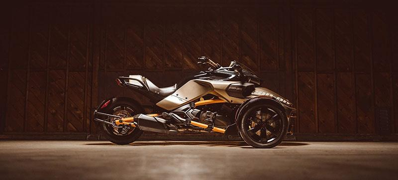 2019 Can-Am Spyder F3-S Special Series in Waterbury, Connecticut - Photo 4