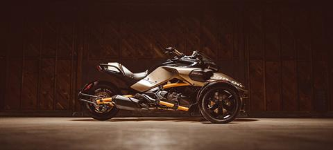 2019 Can-Am Spyder F3-S Special Series in Massapequa, New York