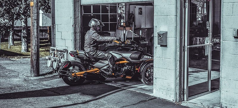 2019 Can-Am Spyder F3-S Special Series in Walton, New York