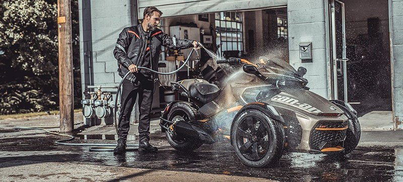 2019 Can-Am Spyder F3-S Special Series in Norfolk, Virginia