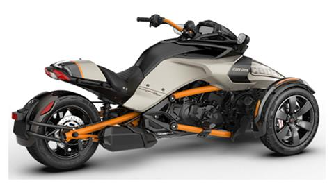 2019 Can-Am Spyder F3-S Special Series in Corona, California