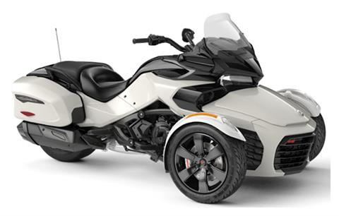 2019 Can-Am Spyder F3-T in Lancaster, New Hampshire