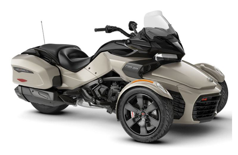 2019 Can-Am Spyder F3-T in Roscoe, Illinois