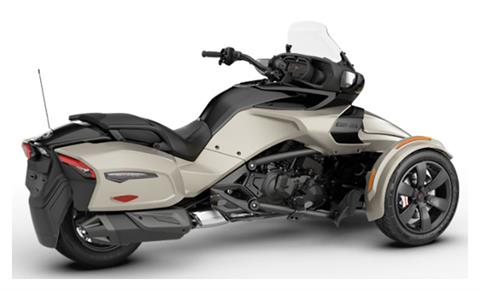 2019 Can-Am Spyder F3-T in Lakeport, California