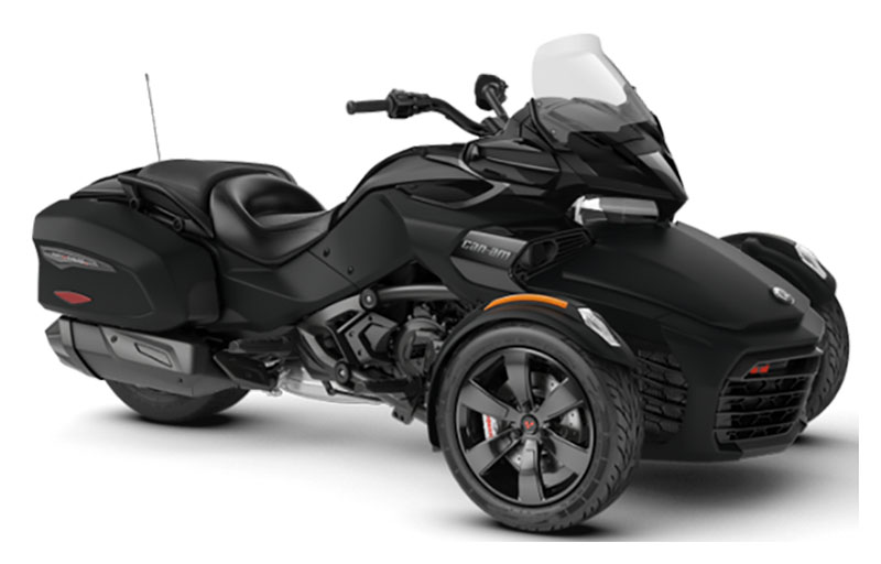 2019 Can-Am Spyder F3-T in Dickinson, North Dakota