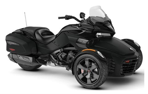 2019 Can-Am Spyder F3-T in Corona, California - Photo 1