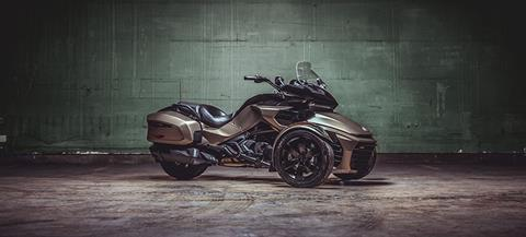 2019 Can-Am Spyder F3-T in Gaylord, Michigan