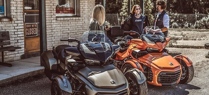2019 Can-Am Spyder F3-T in Cohoes, New York - Photo 5
