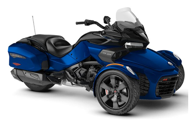 2019 Can-Am Spyder F3-T in Santa Maria, California - Photo 1