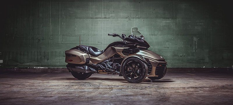 2019 Can-Am Spyder F3-T in Mineola, New York