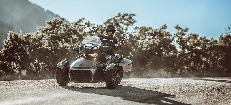 2019 Can-Am Spyder F3-T in Castaic, California